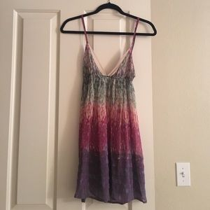 Urban Outfitters Sparkle and Fade chemise
